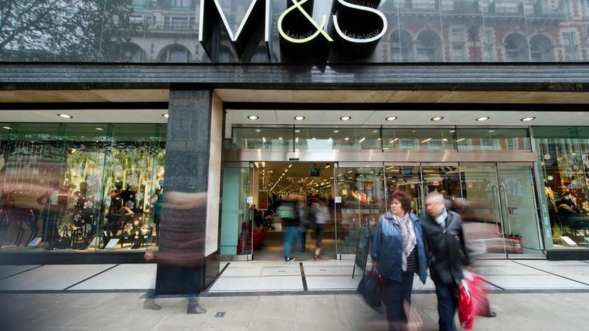 Marks & Spencer экономит на налогах