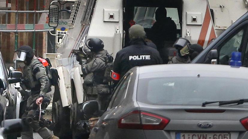 В Бельгии в ходе спецоперации арестован «враг государства №1», подозреваемый в парижских терактах