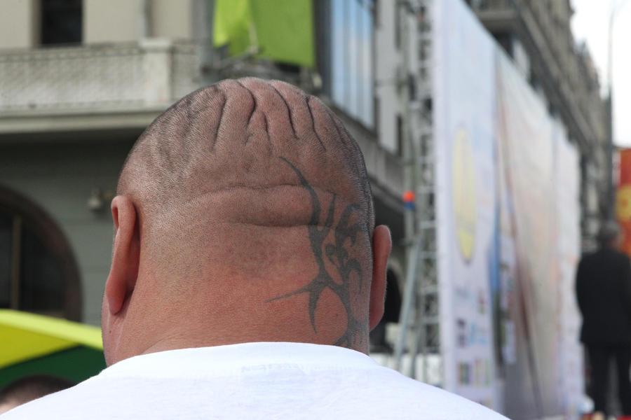 В США экс-заключённым бесплатно удалят татуировки