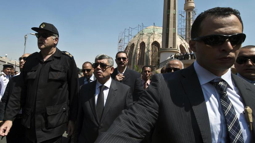 В Египте совершено покушение на главу МВД, есть раненые
