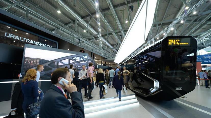 Немецкие СМИ пророчат трамваю от Уралвагонзавода большое будущее