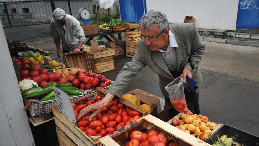 Московские власти закроют Матвеевский рынок через полтора года
