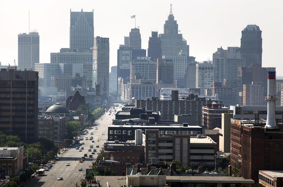 Банкротство города обошлось жителям Детройта в $12,8 млн