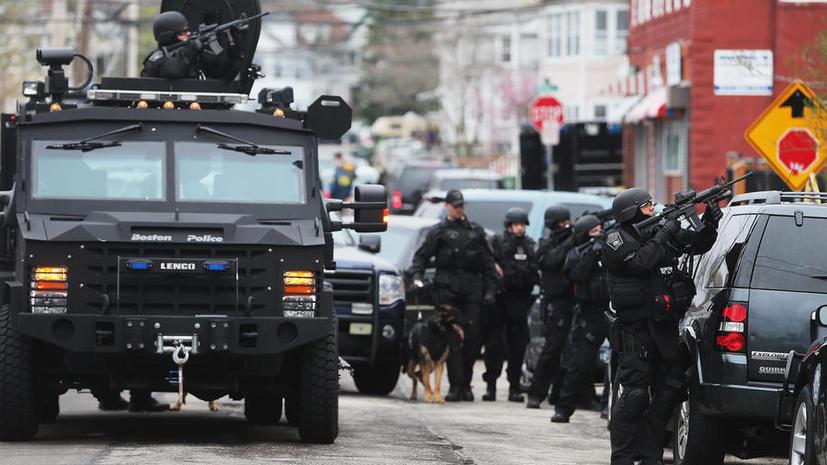 Джохар Царнаев задержан полицией Бостона: он нуждается в медпомощи