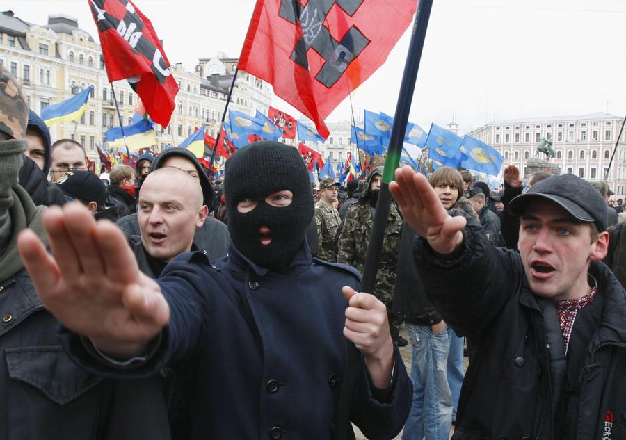Верховная рада приняла закон о признании ОУН-УПА борцами за независимость Украины