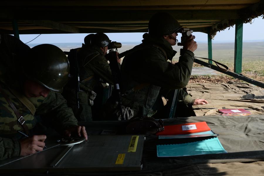 Вооружённые силы РФ сегодня начинают учения «Восток - 2014»