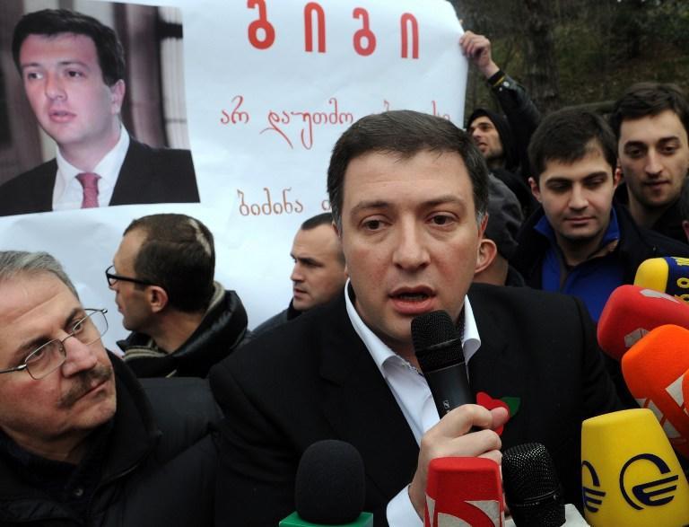 Грузинский суд приостановил полномочия мэра Тбилиси