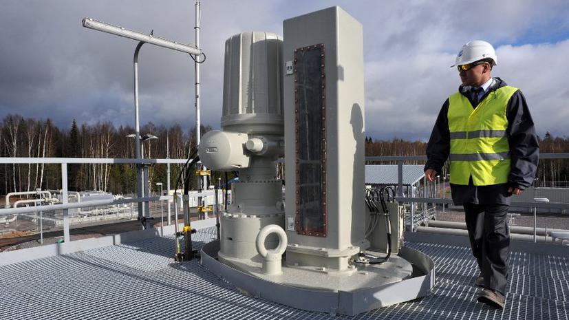 BP хочет довести «Северный поток» до Великобритании