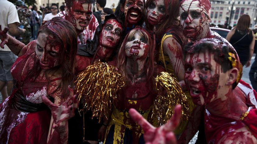 Армия США готовится к зомби-апокалипсису