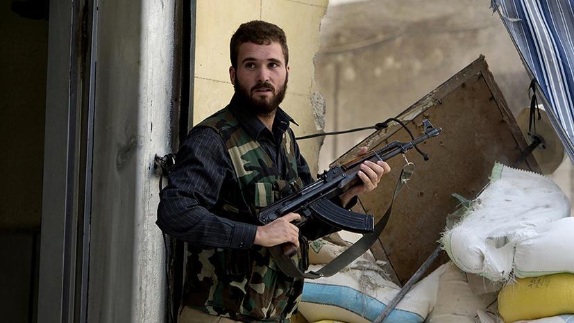 Сирийские повстанцы отпустили 48 иранских заложников
