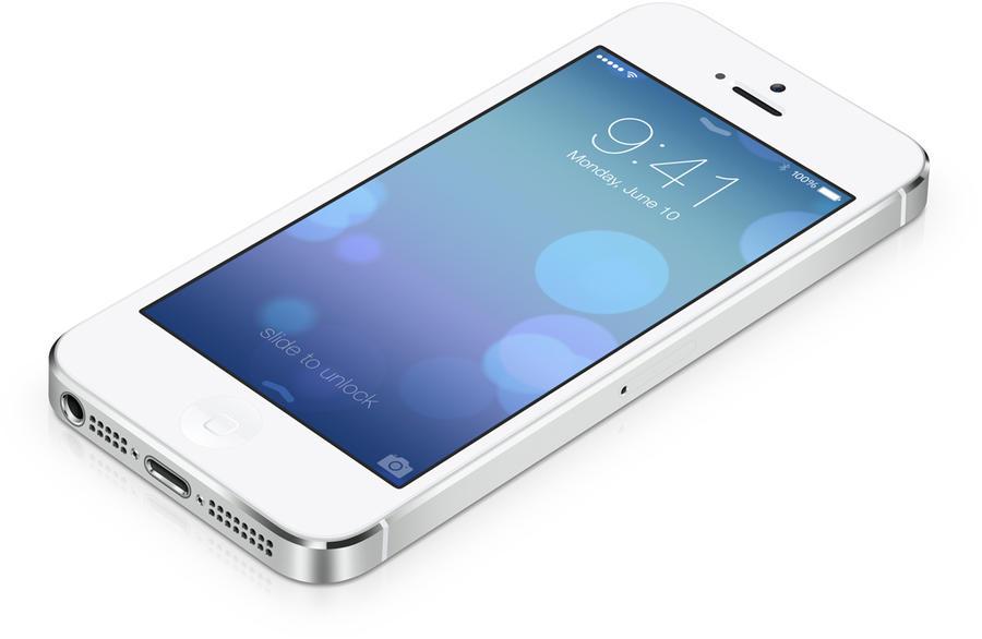 Apple анонсировала новую iOS 7