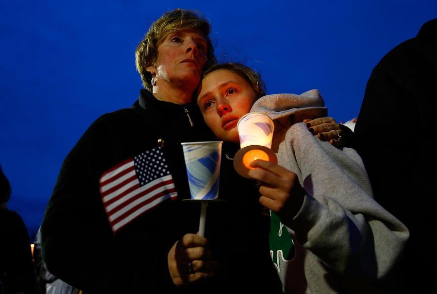 Эксперты: взрыв в Бостоне связан с другими трагическими событиями в США