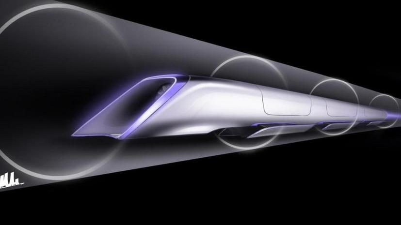 Миллиардер Илон Маск объявил конкурс по созданию сверхзвукового поезда