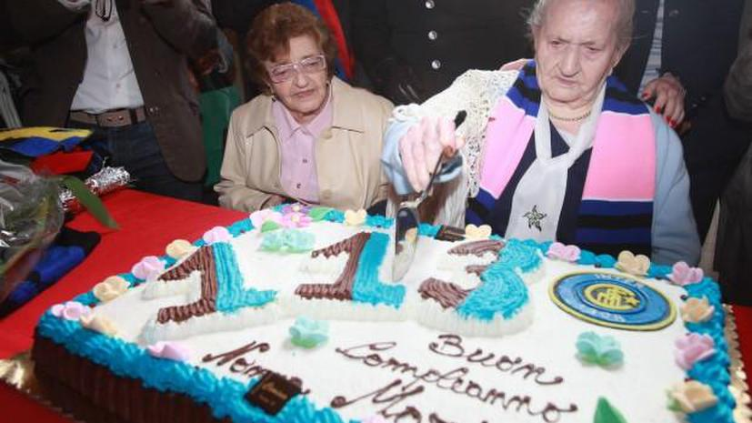 Старейшая жительница Европы не дожила сутки до своего 114-летия