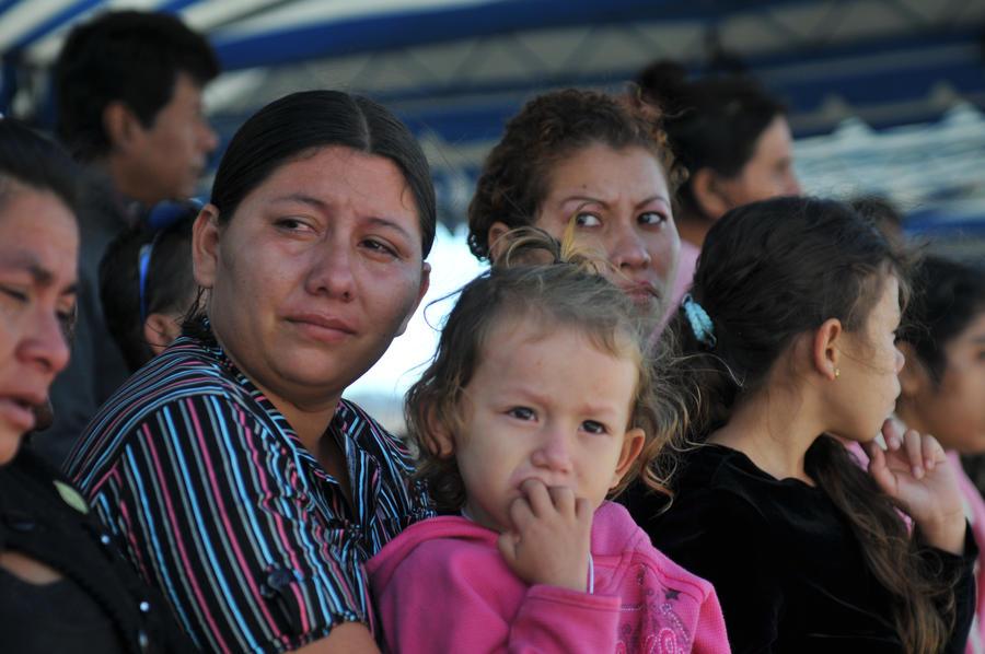 В Мексике освободили из плена 165 мигрантов