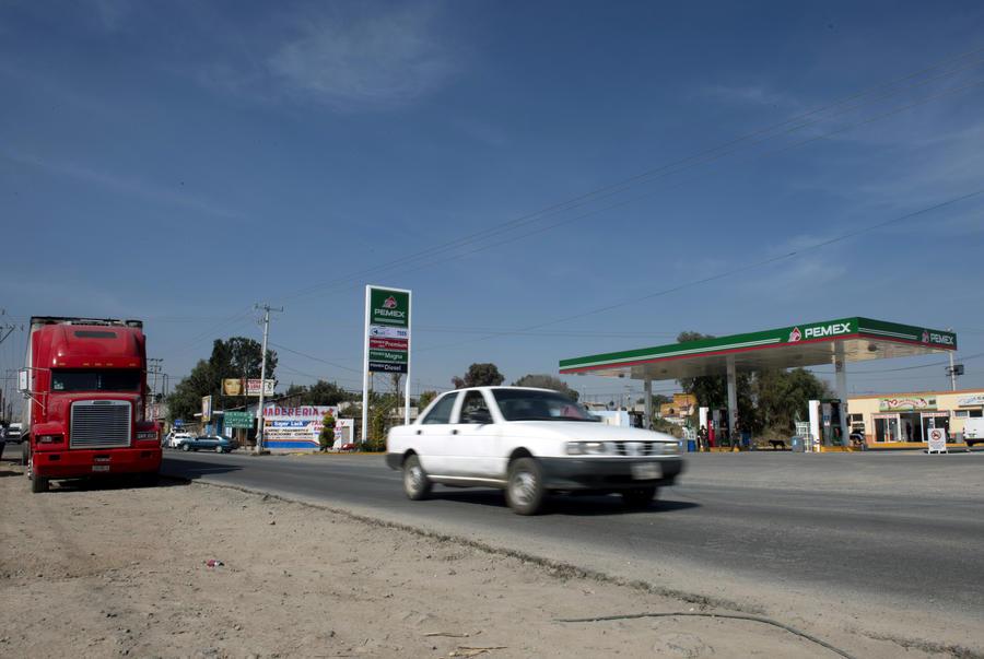 Контейнер с радиоактивным веществом вскрыт похитителями в Мексике