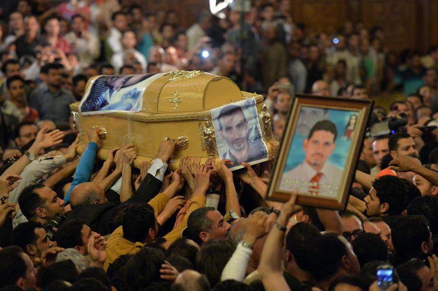 Мурси: Я расцениваю все нападки на церковь как нападения лично на меня