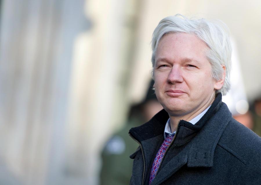 Прокуратура США: никакого обвинительного акта в отношении Джулиана Ассанжа не существует