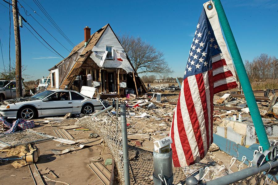 """В США после урагана """"Сэнди"""" выросли продажи автомобилей"""