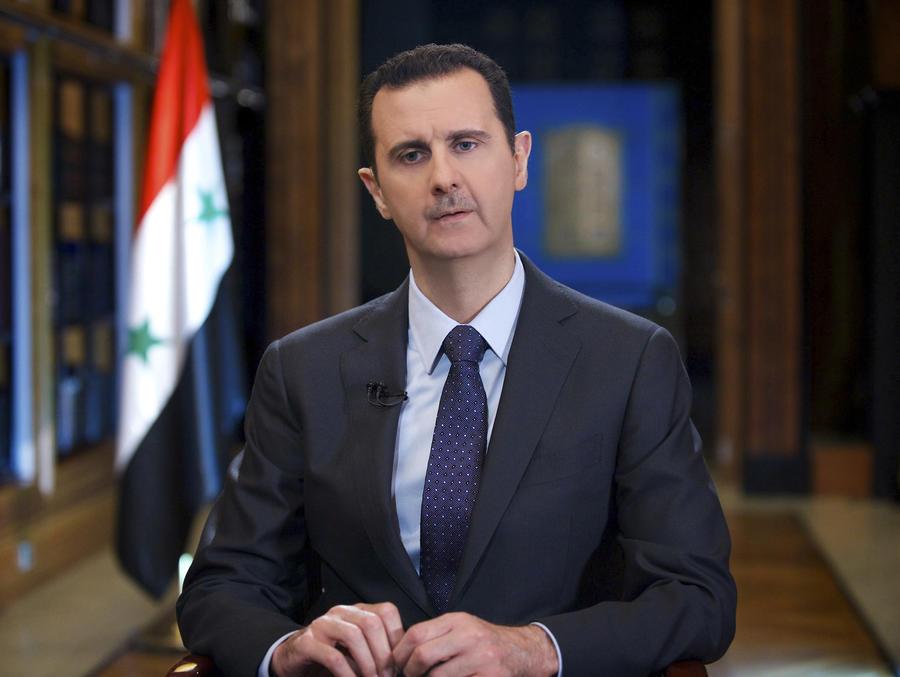 Башар Асад: Враги Сирии усиливают военную и финансовую помощь террористам