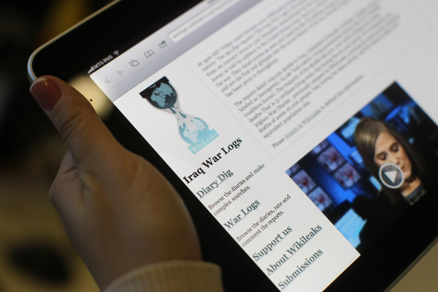 WikiLeaks раскрыл связь корпорации Sony с Белым домом