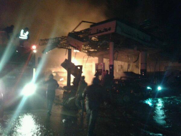 Заминированный автомобиль взорвался на севере Ливана: 4 погибших, около 30 раненых