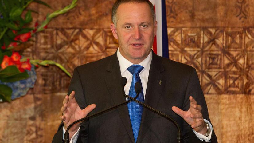 Политики Новой Зеландии получают письма с белым порошком