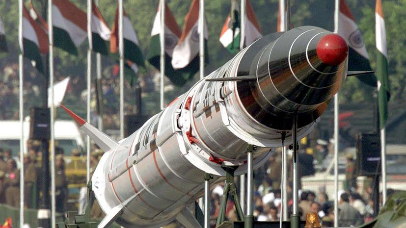 Индия сможет атаковать ракетами соседние континенты