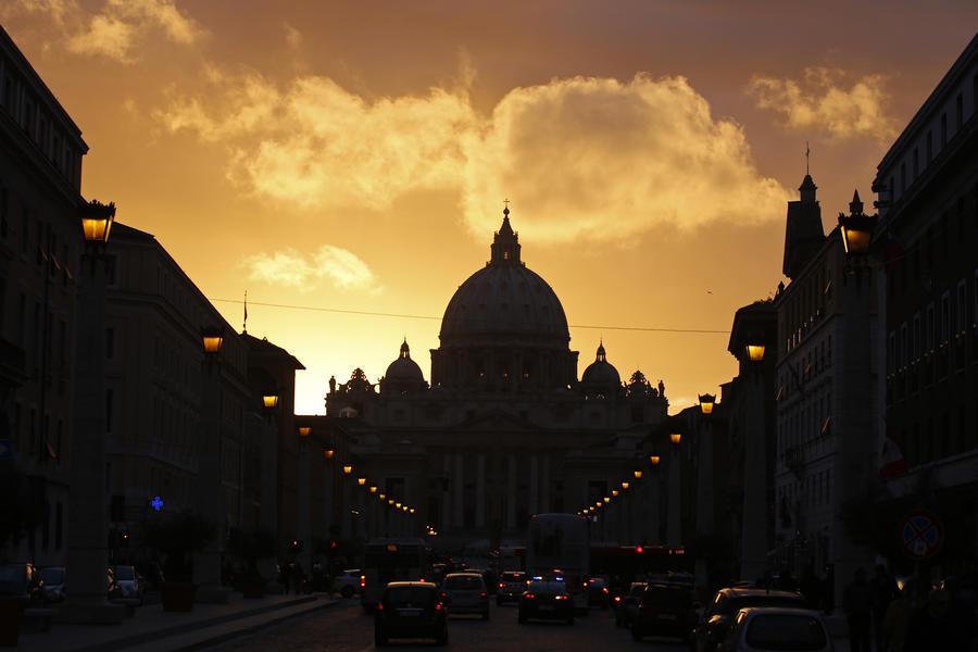 Ватикан: Не стоит ожидать избрания папы в первый день конклава