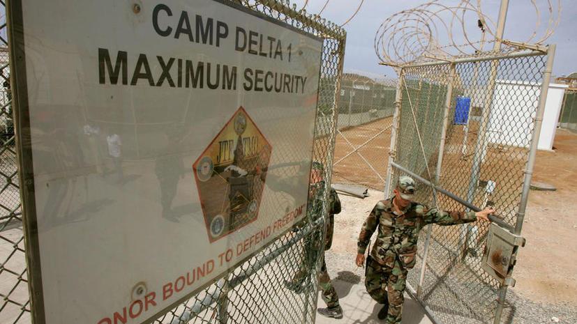 Американские военные больше не будут обновлять информацию о голодовке в Гуантанамо