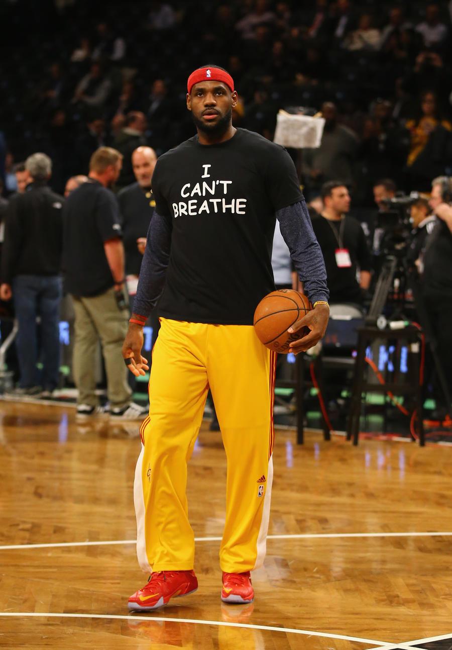 Баскетболисты NBA присоединились к протесту против полицейского произвола в США