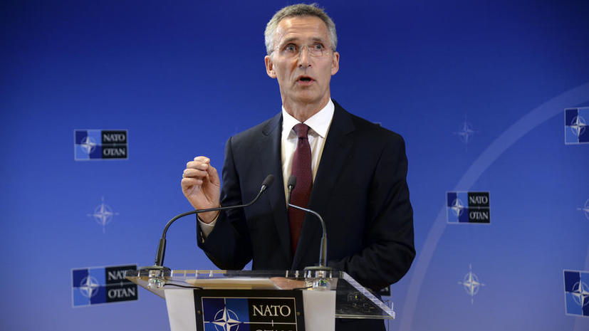 Эксперт: Генсек НАТО не определяет политику военного блока