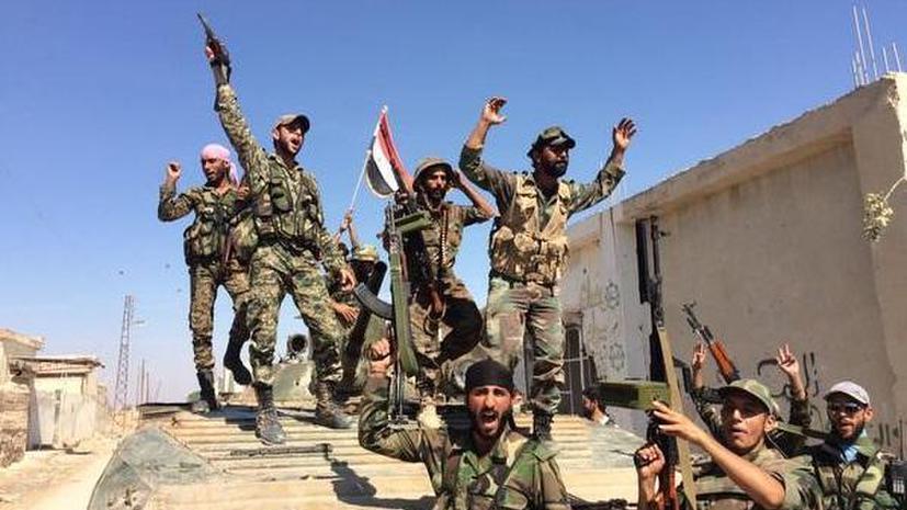 Фото и видео корреспондентов RT из городов, освобождённых сирийской армией при поддержке ВКС РФ