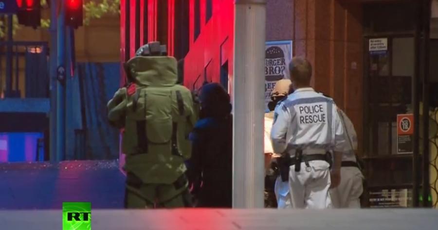 Полиция взяла штурмом кафе в Сиднее, СМИ сообщают о ликвидации террориста