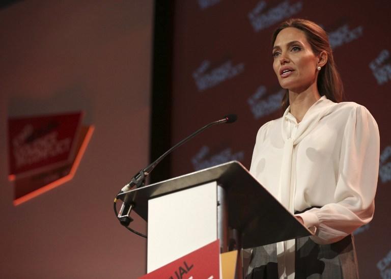 Американская актриса Анджелина Джоли станет политиком