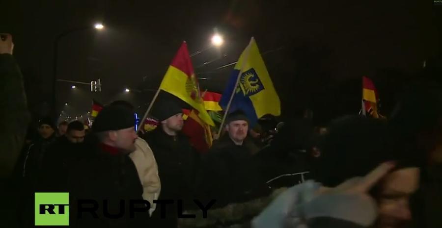 Манифестации в Германии: на улицы вышли сторонники и противники ужесточения иммиграционной политики