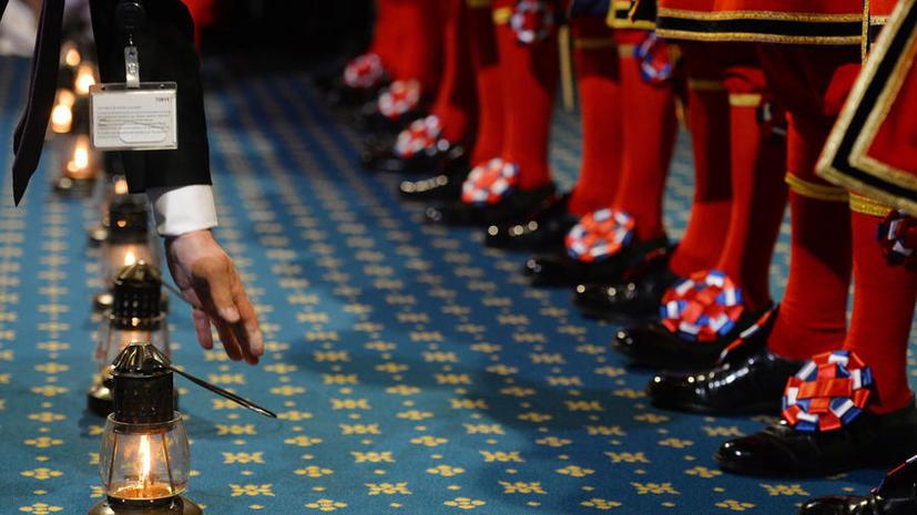 Британских парламентариев обвиняют в обогащении за счёт лоббистской деятельности