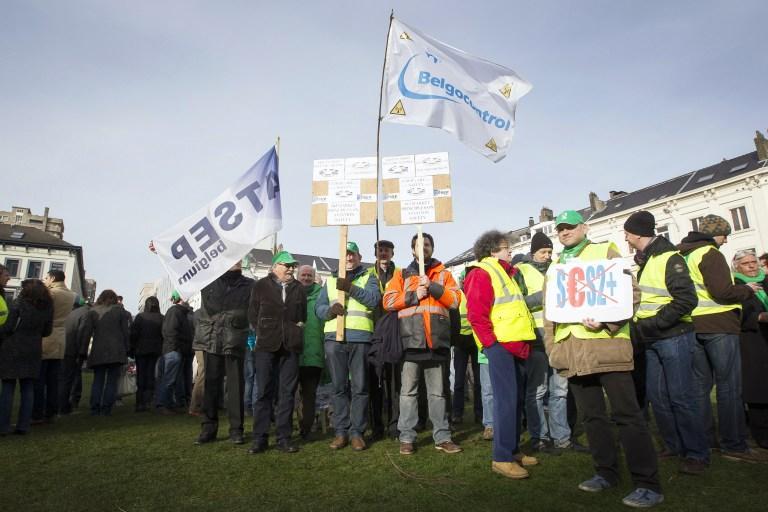 В Европе началась забастовка авиадиспетчеров