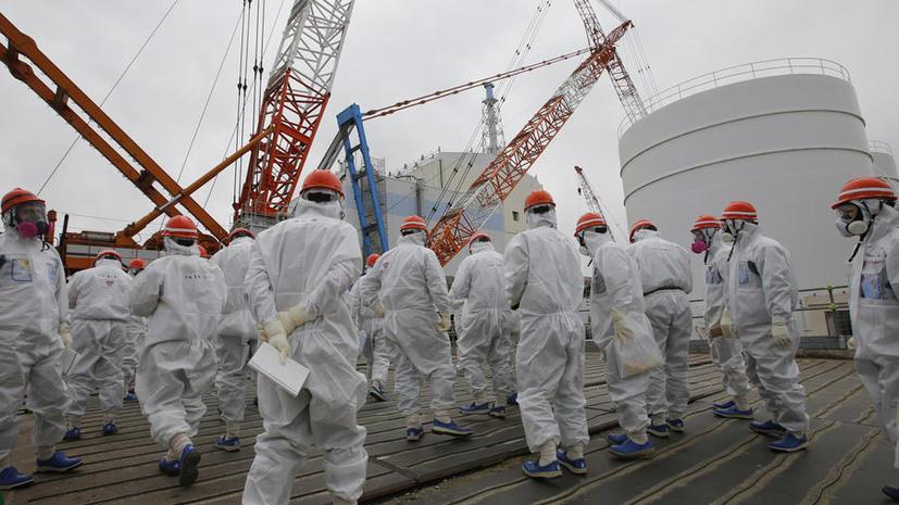 Сотрудник японской АЭС «Фукусима-1» впервые подал иск против компании-оператора аварийной станции