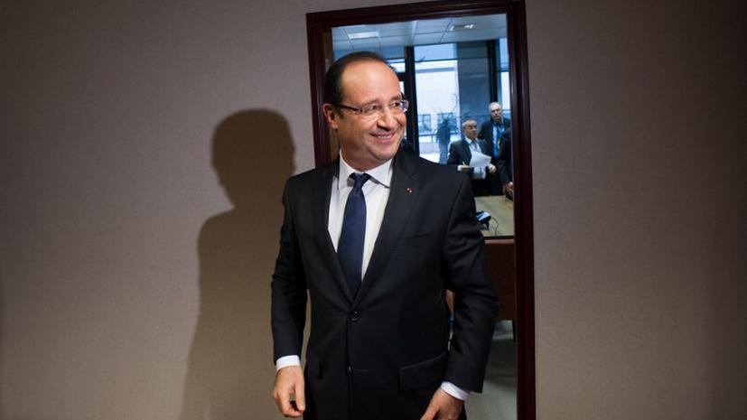 Франция начала финансировать сирийскую оппозицию