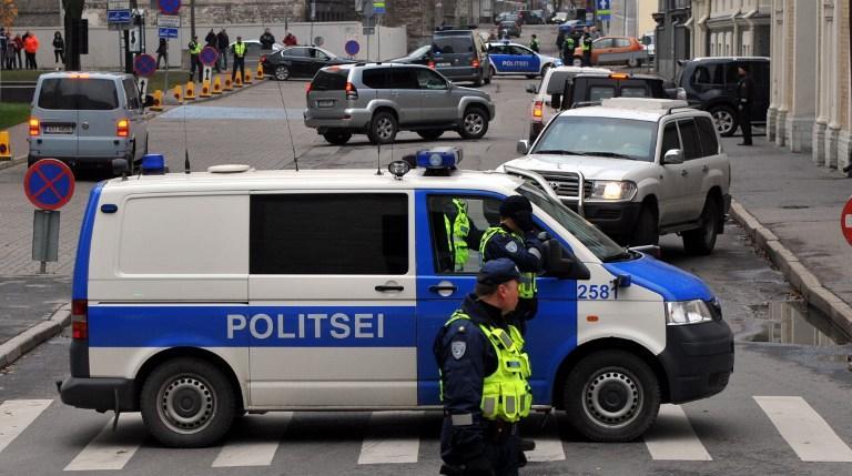 Спецслужбы Эстонии поймали торговцев оружием массового уничтожения