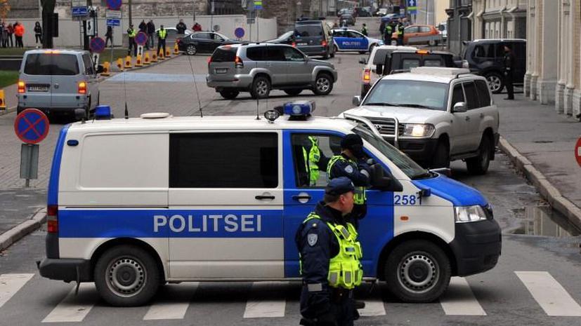 Эстонская полиция задержала руководителя организации «Эстония без нацизма»