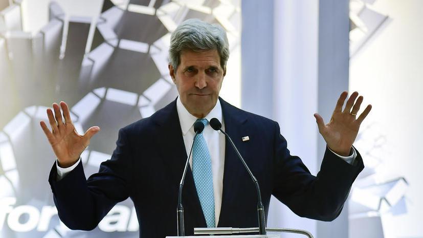 Керри: США создают фонд с бюджетом в $5 млрд для борьбы с терроризмом