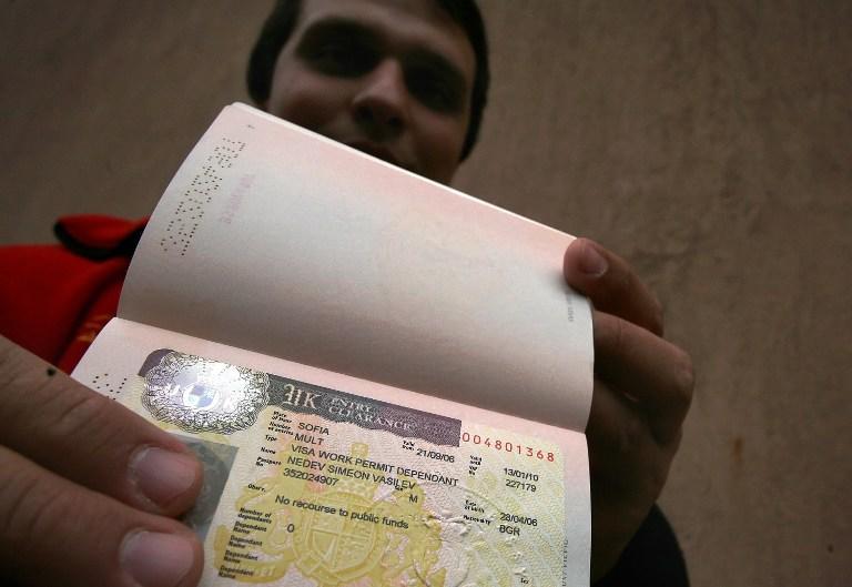 В Великобритании предлагают продавать визы богатым иностранцам через аукцион