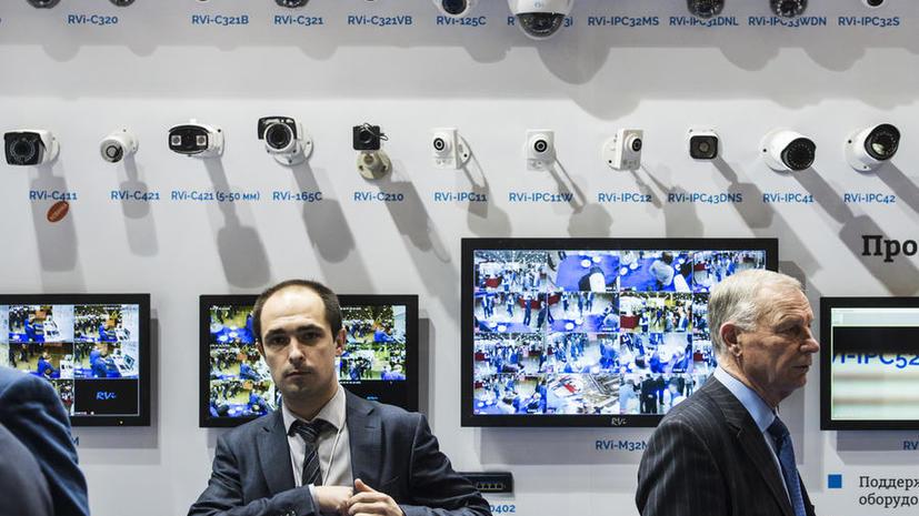 СМИ: Мэрия Москвы может открыть доступ к десяткам тысяч камер видеонаблюдения