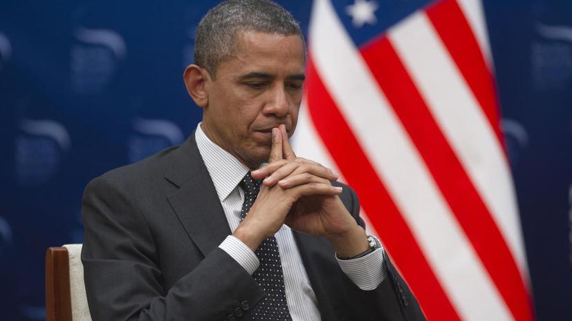 СМИ: Большинство американцев не поддерживают действия Барака Обамы по Украине