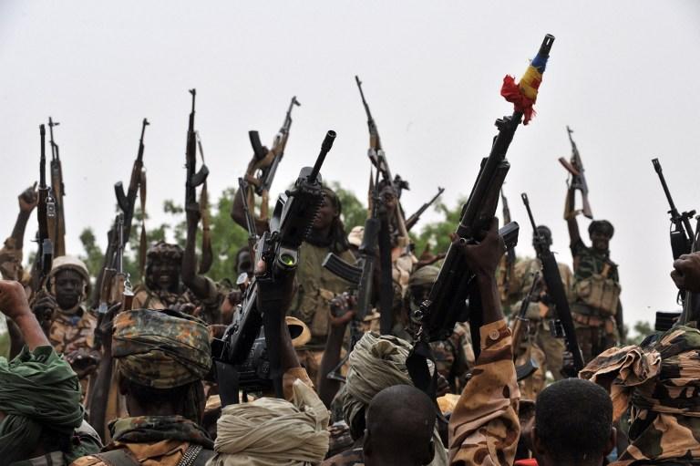 США направили в Африку военных для эвакуации своих граждан