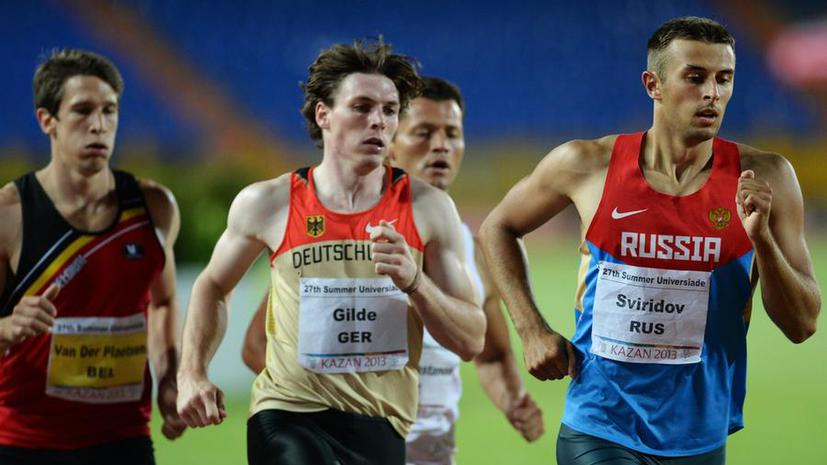 Россияне выиграли 20 золотых медалей Универсиады за день и лидируют в командном зачёте