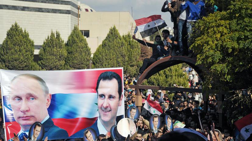 Немецкие СМИ: России в Сирии удалось немыслимое