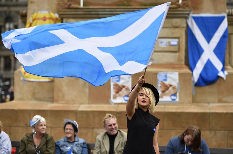 СМИ: В Великобритании может пройти повторный референдум о независимости Шотландии